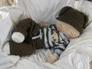 BeBe Игрушки предназначены для детей от 3. Тряпичные куклы - младенцы.