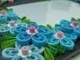 How to make a quilled Malaysian flower