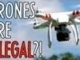 Aerial Video is ILLEGAL?! Hands-on: DJI Phantom Quadcopter : Indy News