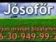 Jósofőr Sofőrszolgálat - http://josofor.hu/