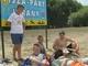 Csellengő tábor Ibrány Tiszapart