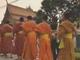 Városnézés Luang Prabangban, mely város a Világörökség része