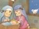 Jézus születése.